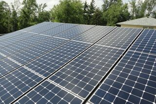 Amherst, NY residential solar   by Solar Liberty