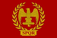 Flag of the Roman Empire