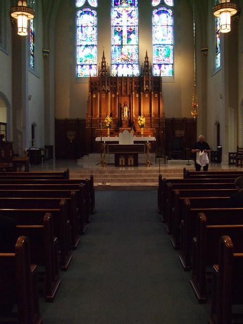 Sacred Heart Catholic Church, Moline, IL