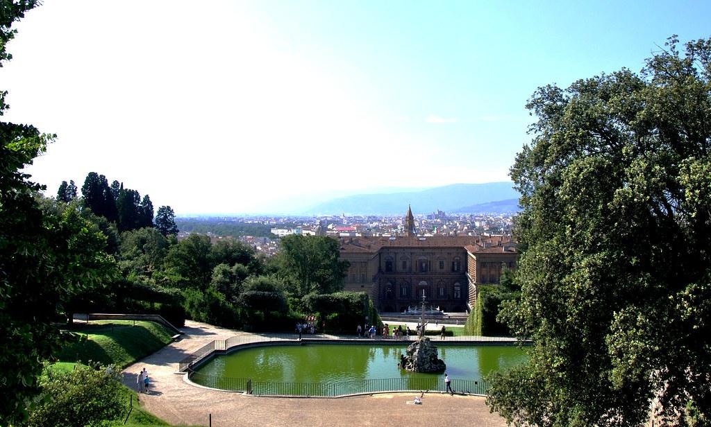 Jardin De Boboli Florence Sophie Flickr