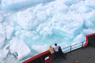 Cutting Through Multiyear Ice | by NASA ICE