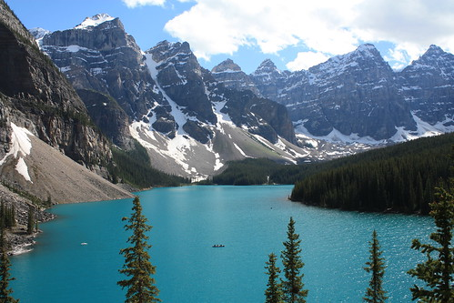 Moraine Lake | by MarkDoliner