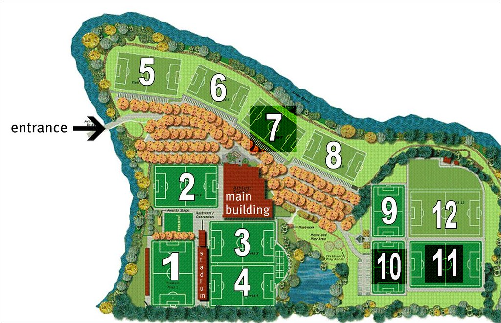 Starfire Field Map Starfire field plan   for Cup | Heather Christianson | Flickr