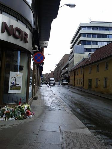 Oslo Terror 2011: Blastsite 1