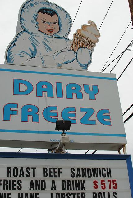 Dairy Freeze