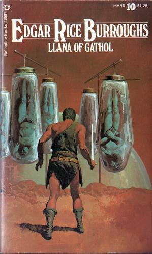 """""""Llana of Gathol"""" by Edgar Rice Burroughs"""