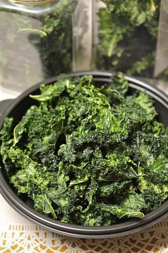 Kale Chips | by joeysplanting