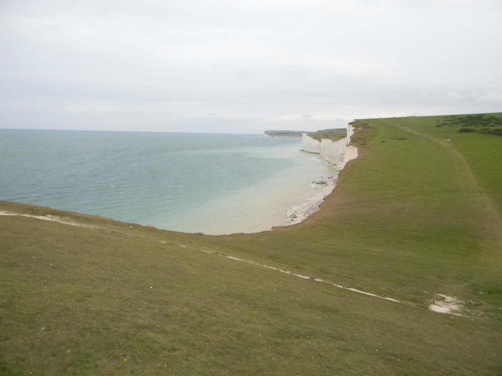 lookin back Seaford to Eastbourne