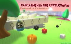 Das Labyrinth der Apfelkönigin