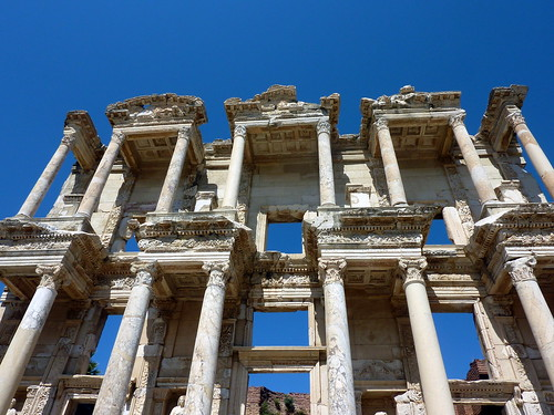 Library of Celsus | by littlemisspurps