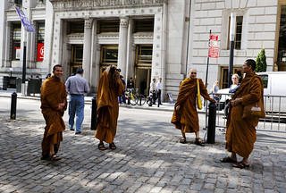 Monks on Bowling Green | by Dan Nguyen @ New York City
