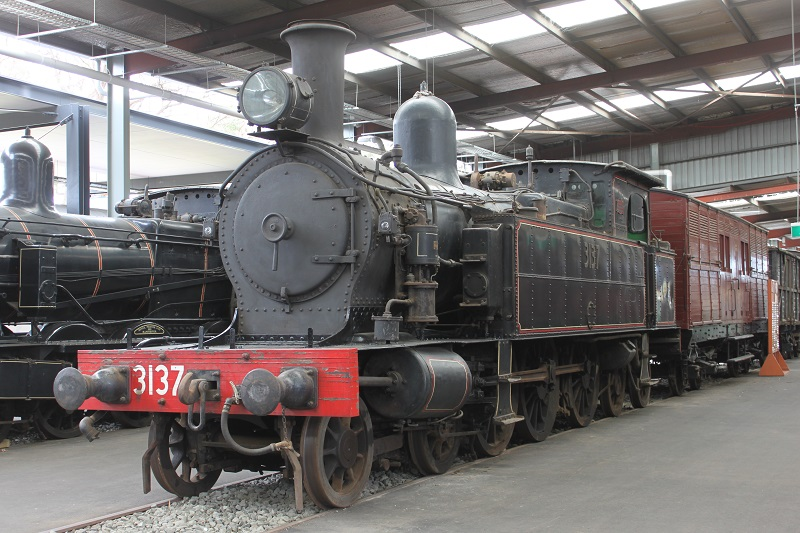 3137 preserved at RTM Thirlmere by David Arnold