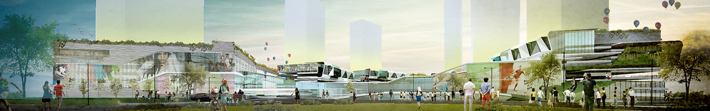 Development panorama - lowhueying
