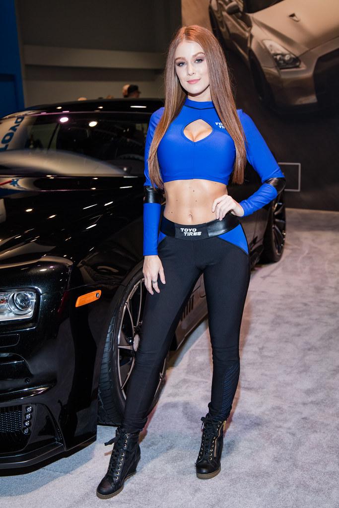 Toyo Tires Las Vegas Usa Leanna Decker Sema