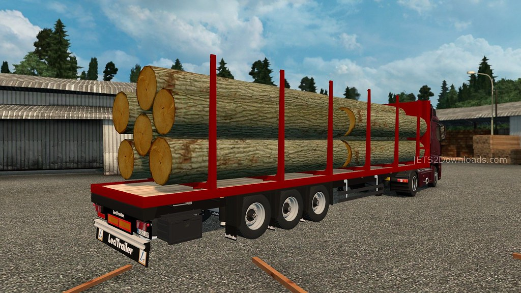 Lecitrailer Pack | Upload via ETS2 Mods ets2downloads com/tr