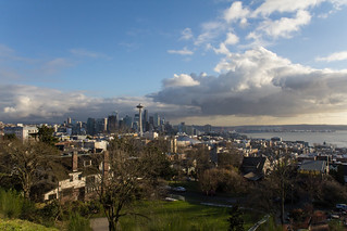 Kerry Park on a Gray Day | by Atomic Taco