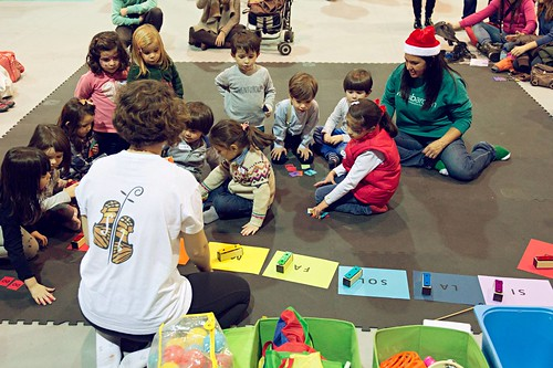 diciembre-gijon-feria-de-muestras-4-aniversario-talleres-infantiles | by De tu Sueño y Letra