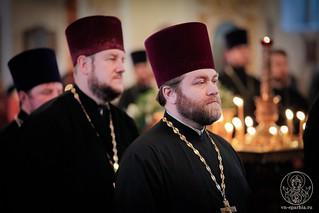 Литургия в Покровском соборе 630