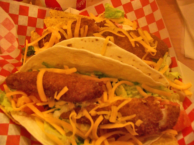 Clear Water Fish Tacos