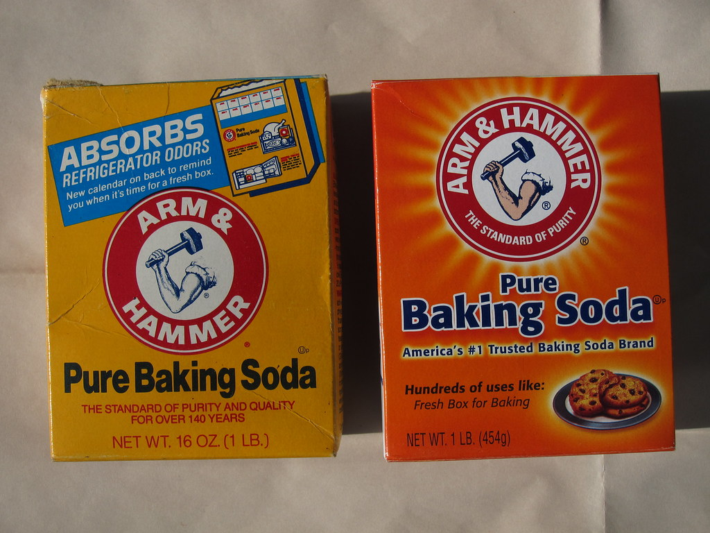 Two Boxes of Arm & Hammer Baking Soda - 6 of 6