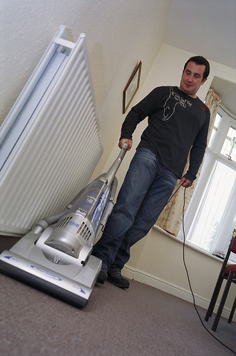 Vacuuming | by Get Active Bolton