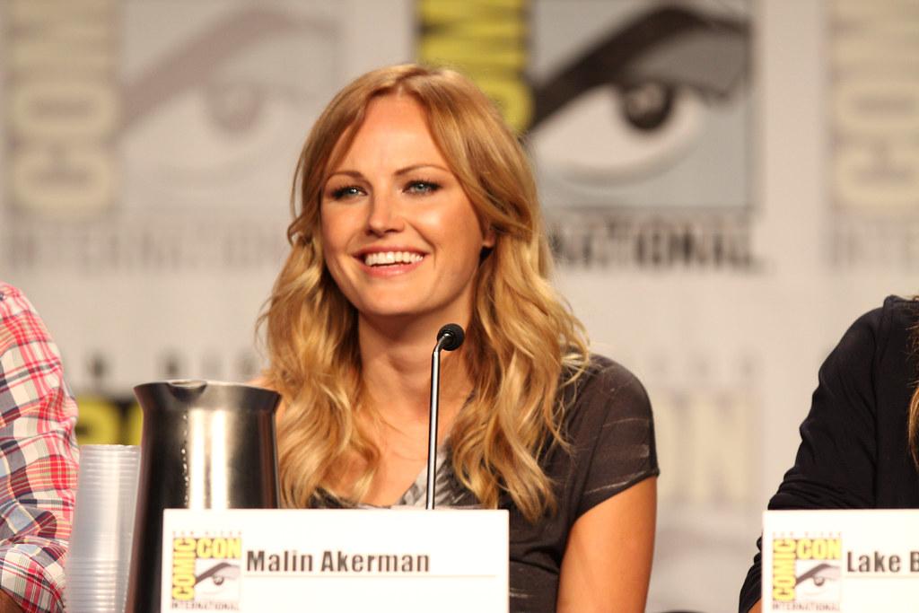 Malin Akerman   Malin Akerman at the 2011 San Diego Comic-Co