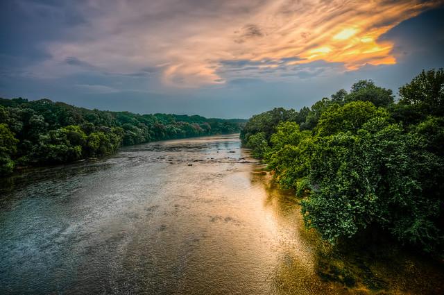 Golden River James