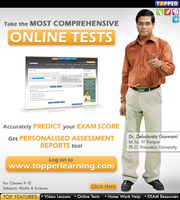 E-mailer-ONLINE-TESTS | Topper Learning | Flickr