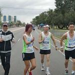 20110703g創下香港盲人及聾人組合跑馬拉松的新紀錄