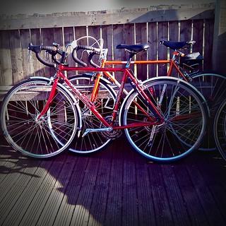 Retrocam does bikes | by Ravenbait