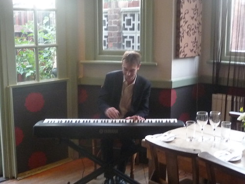 Pianist residency, Tapestry Restaurant, Mortlake, London | by Jazz For Hire London