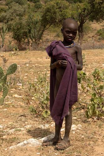 uganda - tribes and culture | Tepeth man. Karamoja - A