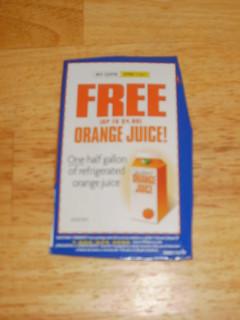 Free Coupon for Orange Juice 2 | by Hotcouponworld.com