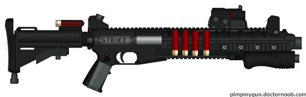 Syringa Strike 8 Gauge   Uses a large 8 gauge shell this sem…   Flickr