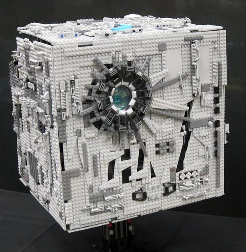Brickcon 2011   by wiredforlego