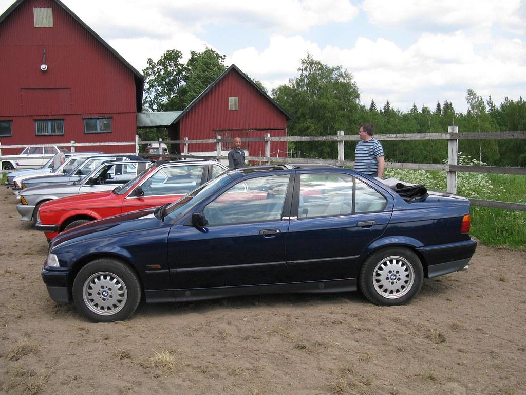 Bmw 325i Baur Cabriolet E36 Nakhon100 Flickr