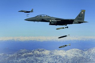 Air Force provides critical CAS during Operation Hammer Down II [Image 1 of 7] | by DVIDSHUB