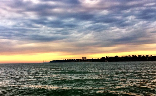 camera morning lake water clouds sunrise coast lakeerie cloudy shoreline shore coastline euclid iphone camplus cameraplus