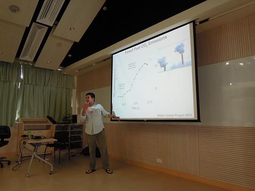 Fri, 06/24/2011 - 09:43 - CTFS Forest Dynamics Plot Training Workshop 2011