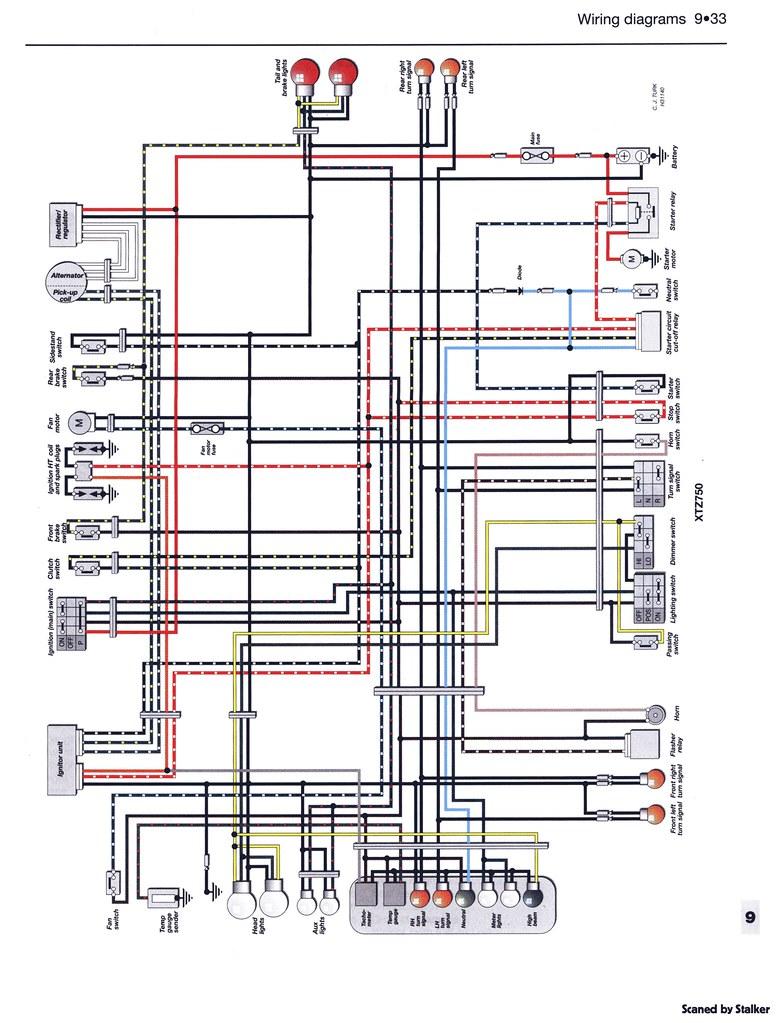 Схема электрооборудования хонда леад фото