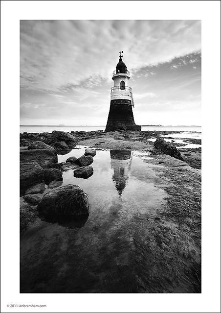 Plover Scar Lighthouse - 2