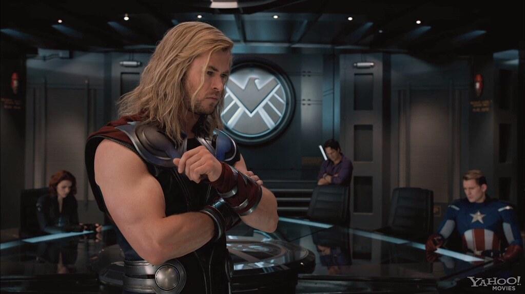 Natasha Romanoff Black Widow Thor Bruce Banner Hulk