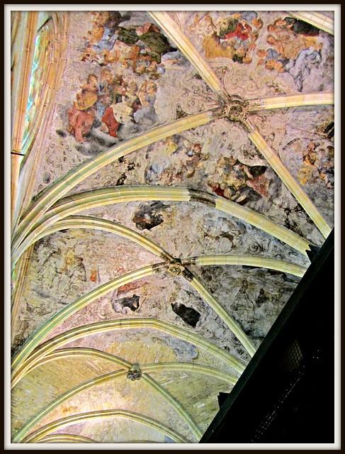Plafond / Boekhandel Dominicanen / Maastricht