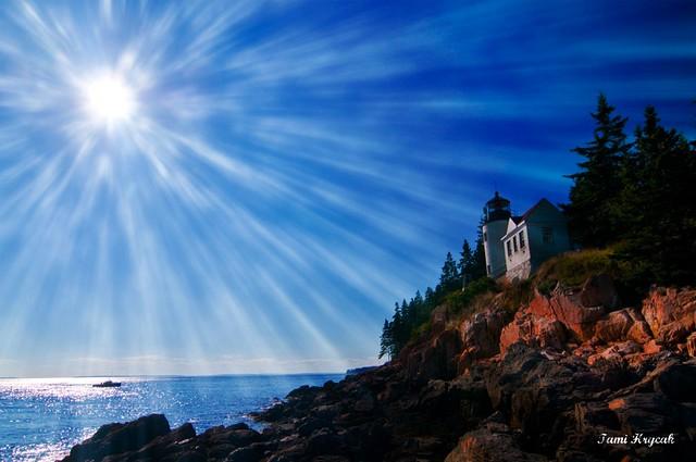 Bass Habor Lighthouse