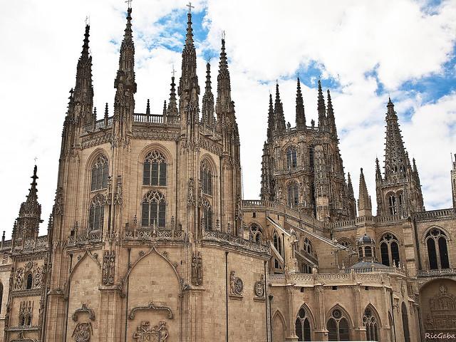791_Detalle de la Catedral de Burgos