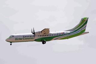 EC-KGI 2 ATR.72-212A Binter-Naysa LPA 27JAN09