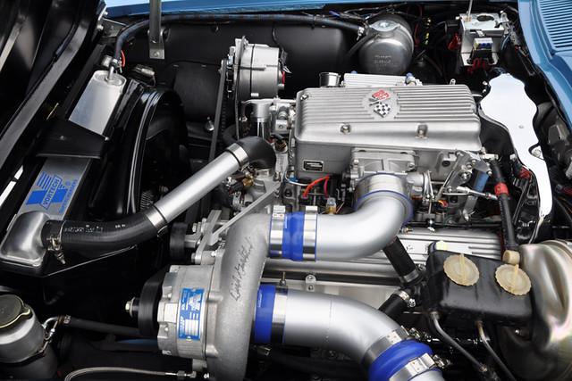 Vortech Corvette