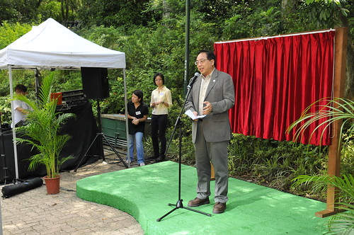 Sat, 06/25/2011 - 10:28 - Hong Kong Global Forest Observatory Launch Ceremony
