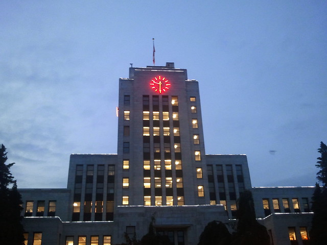 City Hall 9:30