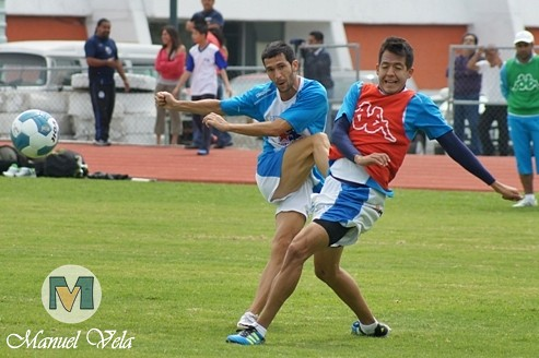 SONY DSC Puebla FC entrenamiento U.Deportiva MVR por LAE Manuel Vela 86